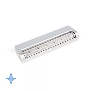 Emuca Phoenix battery-powered LED light with movement sensor and cool light