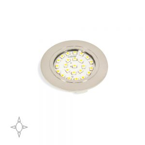 Emuca Crux-in LED light bulb for embedding with natural light