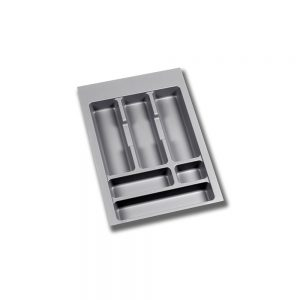 Emuca Optima cutlery tray for M40 drawers measures 336x482mm