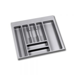 Emuca Optima cutlery tray for M60 drawers measures 536x482mm